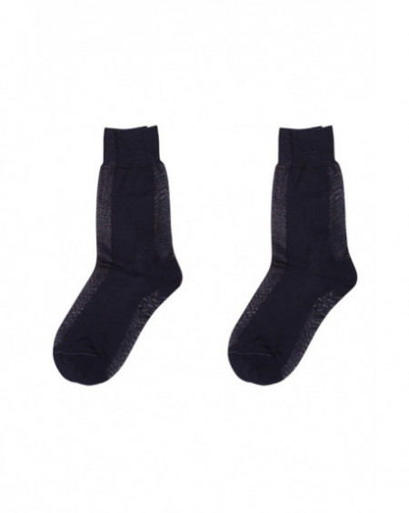 2 Pares Calcetines Punto Liso