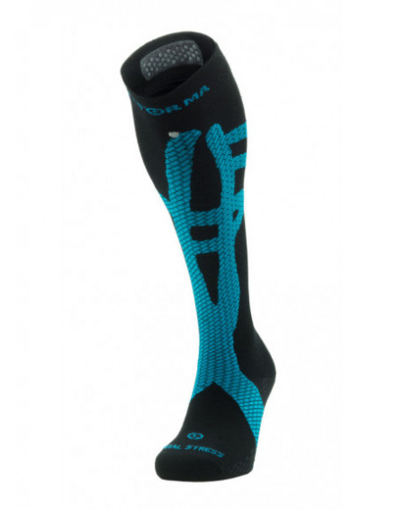 Tibial Stress Tape Socks Largos K41102 - 1918original.com